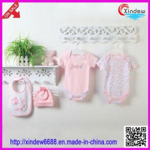 5 PCS of Cotton Baby Wear Set pictures & photos