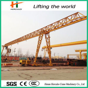 Truss Gantry Crane Hoisting Machine Lifting Crane pictures & photos
