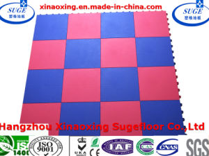 No Odor No Glare Waterproof Futsal Pitch Flooring pictures & photos
