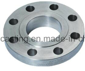 Precision Casting CNC Machining Steel Flange pictures & photos