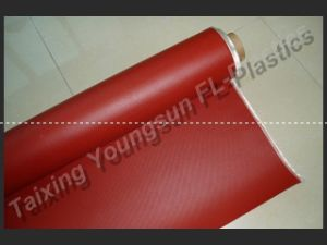 Insulation Silicone Coated Fiberglass Cloth pictures & photos