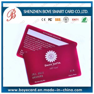 Promotional Membership PVC Card pictures & photos