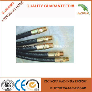 "5/16"" High Pressure Rubber Oil Hose"