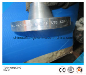 A350lf2 Wnrf Weld Neck Carbon Steel Flange pictures & photos