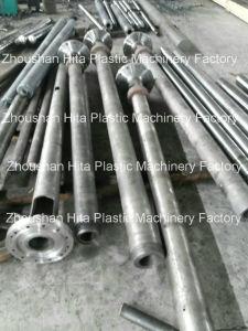 Recycled PE Pelletizing Machine Screw Barrel