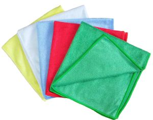 Microfiber Cleaning Towel (YYMC-250S) pictures & photos
