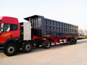 35 Ton Dump Truck Semi Trailer Heavy Duty Truck