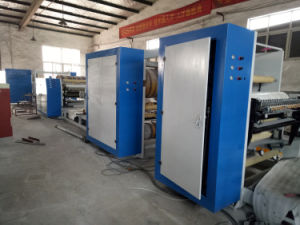 Full Automatic Hotmelt Double Side Casting Adhesive Tape Coating Machine pictures & photos
