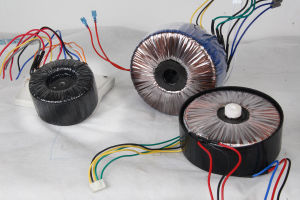 Safety-Approved Toroidal Transformers in Full Range of Voltages pictures & photos