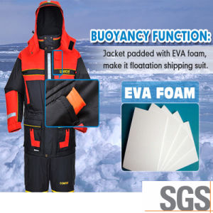 Fashion Winter Sea Fishing Flotation Jacket (QF-903A) pictures & photos
