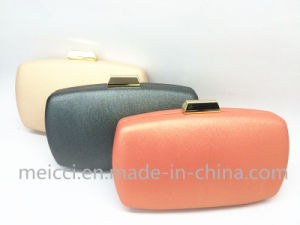 PU Handbag, Three Colors Ladies Bag pictures & photos