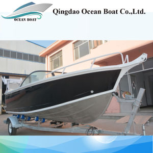 China Manufacturer 5m Bowrider Aluminum Fishing Boat pictures & photos
