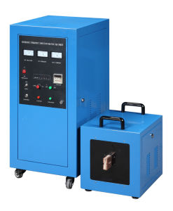 10-30kHz Ultrasonic Frequency Induction Heating Machine pictures & photos