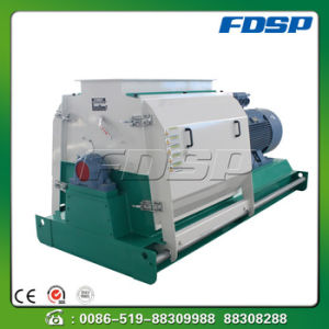 SKF Bearing Biomass Hammer Mill for Sale pictures & photos