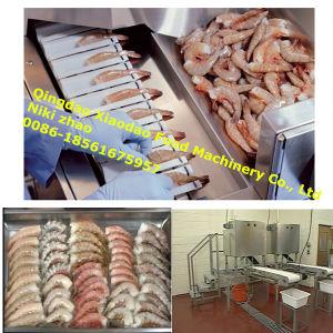 Shrimp Peeler/Automatic Shrimp Peeling Machine/Shrimp Peeling System pictures & photos