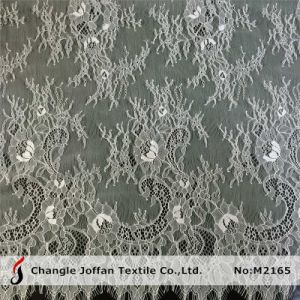 French Lace Swiss Lace Fabric (M2165) pictures & photos