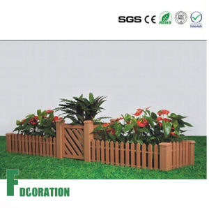 Outdoor DIY WPC Planter, Waterproof WPC Flower Box pictures & photos