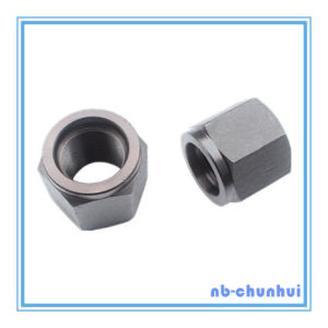 Engineering Machinery Nut Quartering Hammer Nut Hex Nut-Sb 40 M27, Sb 43 M30