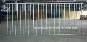 Safety Swimming Pool Steel Fence Panel