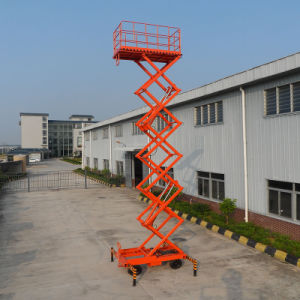 CE 0.3t-6m/9m Hydraulic Standing Jack pictures & photos