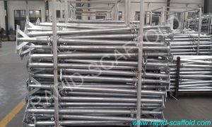 Hot DIP Galvanized Steel Shoring Fromwork Support Props Scaffolding pictures & photos