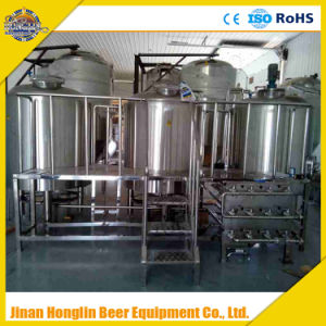 Small Sized Commecial Beer Brewing Equipment From China pictures & photos