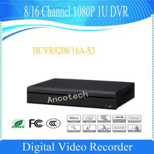 Dahua 8 Channel 1080P 1u CCTV Recorder (HCVR8208A-S3) pictures & photos