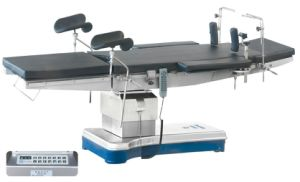 Operating Table (Dt-12D Electric Hydraulic OT table) pictures & photos
