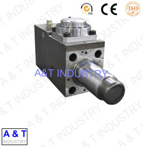 CNC Customized Aluminium Alloy/ Stainless Steel/ Rock Drilling Machine Spare Parts pictures & photos