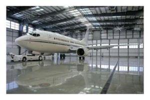 Prefabricated Steel Structure Airplane Hangar pictures & photos