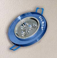 LED Ceiling Light High Power 3*1W CE&RoHS (ZDS102 S4)