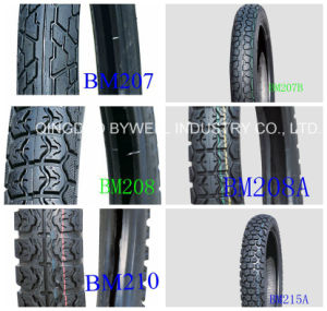 Outstanding Performance Motorcycle Tires with Competitive Price (275-21, 375-19) pictures & photos