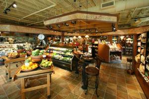 Supermarket Fruit Display Shelf Fruit and Vegetable Rack pictures & photos