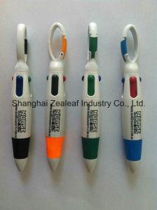 Multicolor Carabiner Ballpoint Pen Xam1031c