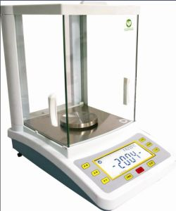 Analytical Balance 0.1mg pictures & photos