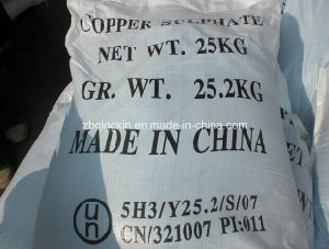 Leading Manufacturer Supply Copper Sulphate Pentahydrate/Anhydrous with Best Price pictures & photos