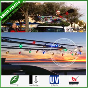 Fishing Sport Canoe with Lights Plastic Ocean Fishing Kayak Boats pictures & photos