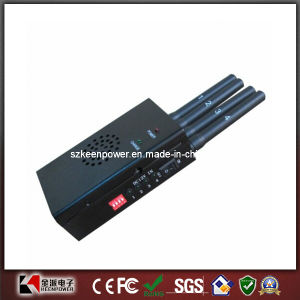 1.2W Portable Cell Phone GPS Jammer pictures & photos