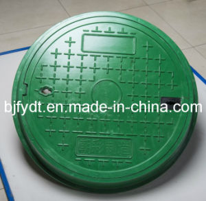 Road Safety Products Street Lamp Manhole Lid