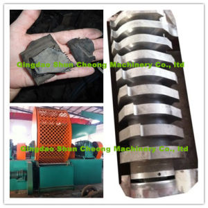 Automatic Waste Tyres Rubber Powder Recycling Plant 30 Mesh pictures & photos