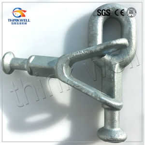 Forged Electric Power Fitting Ball Clevis pictures & photos