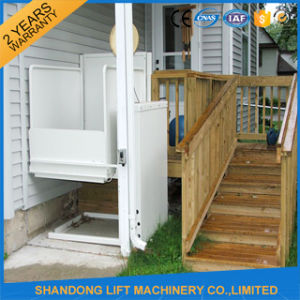3m Electric Wheelchair Platform Lift pictures & photos