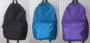 Promotional School Bag Promotional Backpack pictures & photos