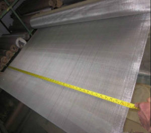 Stainless Steel Sieve Mesh Made in China/Ultra Fine Steel Mesh pictures & photos