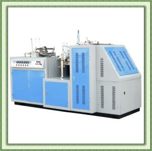 Paper Cup and Plate Making Machine (Single Coated Paper) (ZBJ-A12)