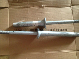11kv/33kv Insulator Pin Spindle/Steel Pin Spindle/Pole Line Hardware pictures & photos