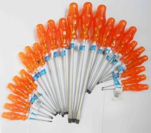 Cr-Mo Steel Engineers Screwdriver (WTZJ001) pictures & photos