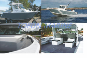 Aluminum Fishing Boat (Center Cabin 625) pictures & photos