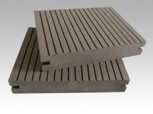 Wood Plastic Composite Flooring Board (FSC CERTIFICATE) pictures & photos