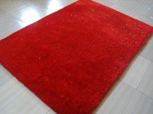 Korean Silk Shag Rugs Ksm0070 pictures & photos